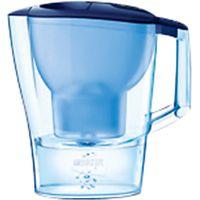 Brita Aluna Water Filter Jug, Cool Frosted Blue