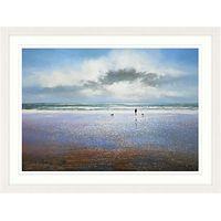 Michael Sanders - A Walk On The Beach, 87 x 107cm