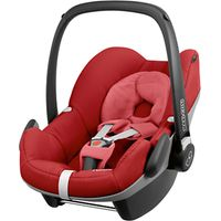 Maxi-Cosi Pebble Group 0+ Baby Car Seat, Red Rumour