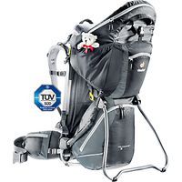 Deuter Kid Comfort 3 Child Carrier, Black Granite