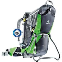 Deuter Kid Comfort Air Child Carrier, Graphite Spring