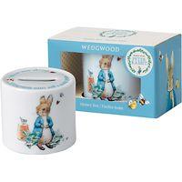 Beatrix Potter Peter Rabbit Wedgwood Money Box