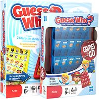 Guess Who? Game, Twin Pack