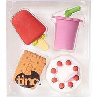 Tinc Biscuits Eraser Collection