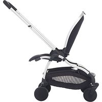 iCandy Raspberry Pushchair with Chrome Chassis & Black Seat