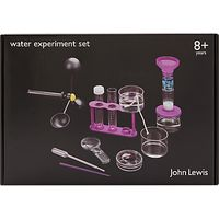 John Lewis 12-in-1 Water Experiments Kit