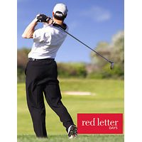 Red Letter Days Golf Lesson with PGA Pro