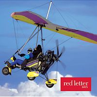 Red Letter Days Microlight Flying