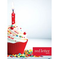 Red Letter Days Happy Birthday 250 Gift Card