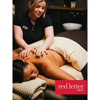 Red Letter Days Luxury Twilight Pamper Treat