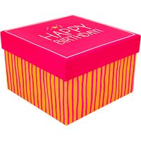 Happy Jackson Happy Birthday Gift Box, Medium