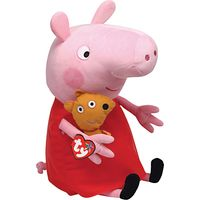 Ty Peppa Pig Soft Toy, 38cm