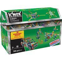 KNex 70 Model Tub Building Set