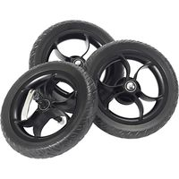 Out N About Nipper EVA 10 Wheels, Black