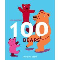 100 Bears Book