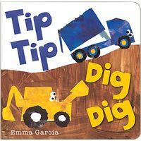 Tip Tip Dig Dig Book