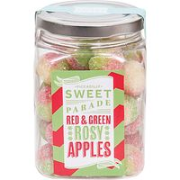 Piccadilly Sweet Parade Red and Green Rosy Apples Jar, 200g