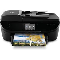 HP Envy 7640 All-in-One Wireless Printer & Fax Machine, HP Instant Ink Compatible