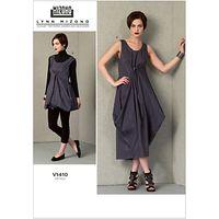 Vogue Womens Dress Sewing Pattern, 1410