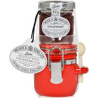 Wilkin & Sons Tiptree Mini Pot with Strawberry Jam Set, 42g