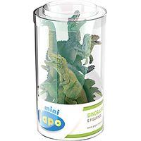 Papo Figurines Mini Tub: Dinosaurs