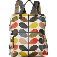 Orla Kiely Etc Classic Multi Stem Print Backpack, Multi