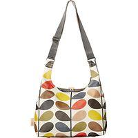 Orla Kiely Etc Classic Multi Stem Midi Sling Handbag, Multi