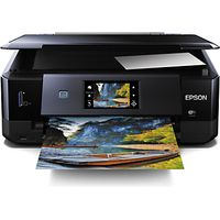 Epson Expression Photo XP-760 All-in-One Wireless Printer, Black