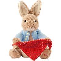 Beatrix Potter Peter Rabbit Peek-A-Boo Game Soft Toy