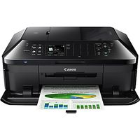 Canon PIXMA MX925 All-in-One Wireless Printer & Fax Machine, Black