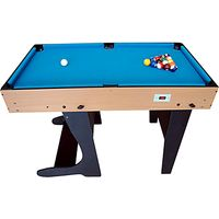 BCE Riley 4 Foot Folding 21-in-1 Multi Game Table