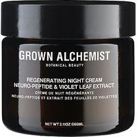 Grown Alchemist Neuro-Peptide & Violet Leaf Extract Regenerating Night Cream, 60ml