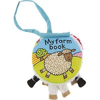 Jellycat My Farm Book