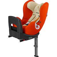 Cybex Sirona Group 0+/1 Baby Car Seat, Autumn Gold