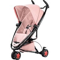 Quinny Zapp Xtra2 Pushchair, Miami Special Edition Pink Pastel