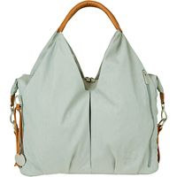 Laessig Neckline Changing Bag, Sky Blue
