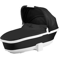 Quinny Foldable Carrycot, Black Iron
