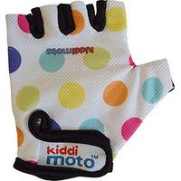 Kiddimoto Dotty Gloves, Pastel, Small