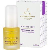 Aromatherapy Associates Mattifying Refining Face Oil, 15ml