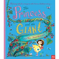 The Princess And The Giant Book