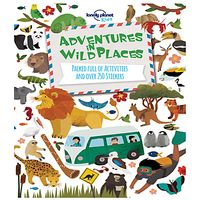 Lonely Planet Adventures In Wild Places Book