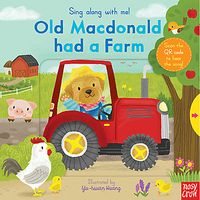 Sing Along With Me! Old Mcdonald Had a Farm Book