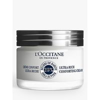 LOccitane Ultra Rich Comforting Face Cream, 50ml