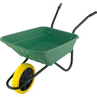 The Walsall Wheelbarrow Company Shire Wheelbarrow, 90L