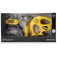 John Lewis Toy Multi Tool Sander Set