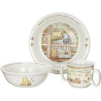 Winnie The Pooh Breakfast Set
