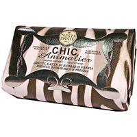 Nesti Dante Chic Animalier Soap, White, 250g