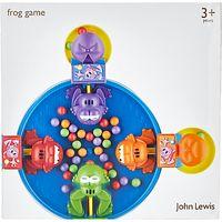 John Lewis Frog Game