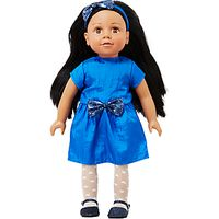 John Lewis Isabelle Collectors Doll, Black Hair