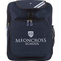 Meoncross School Backpack, Navy